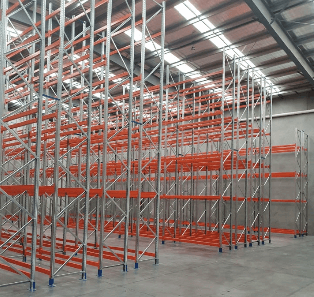 Double Deep Pallet Racking (1)