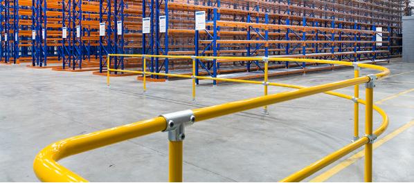 Industrial handrailing & gates