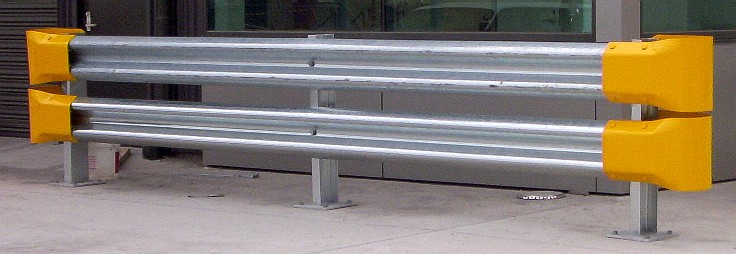 Warehouse Safety Barriers (1)